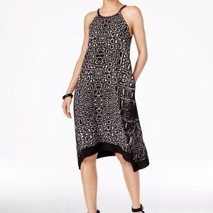 Alfani Chain Neck Dress